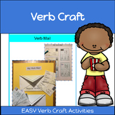Verb Craft and Activity: Verb Mail!!