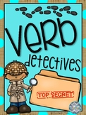 Verb Detectives