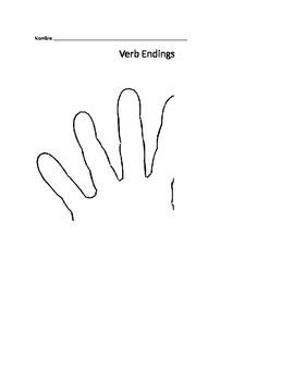 Verb Endings