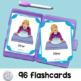 Verb Flash Cards Irregular Past Tense Verbs