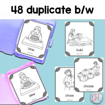 Irregular Past Tense Verbs Flash Cards By Dean Trout S Little Shop