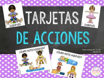 Verb Flashcards: Spanish Version