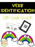 Verb Identification QR Code Scoot