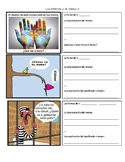 Verb Ir Meme and Comic Activity
