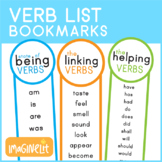 State of Being Verb, Helping Verbs, and Linking List Bookmarks