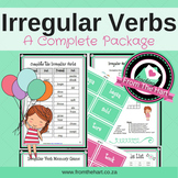 Irregular Verbs - A Complete Package