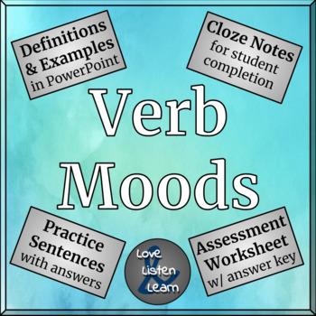 Verb Moods Mini Lesson