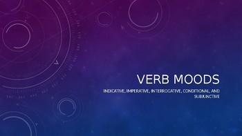Verb Moods PowerPoint