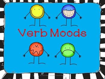 Verb Moods PowerPoint Presentation