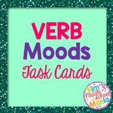 Verb Moods Task Cards