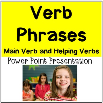 Verb Phrases Power Point