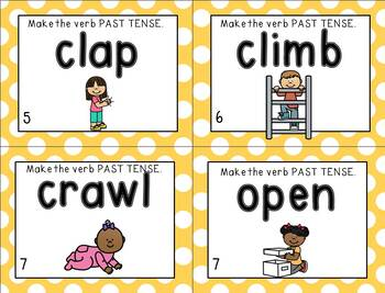 Verb SCOOT! {3 games}