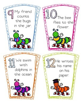 Verb Scoot! - Task Cards