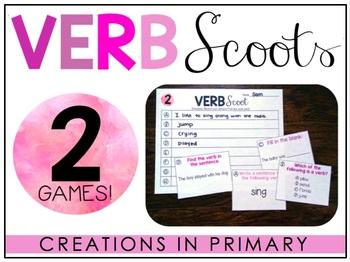 Verb Scoots (2 games)