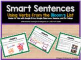 Verb Sentences Google Classroom Distance Learning
