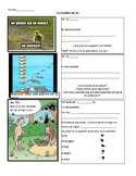 Verb Ser Meme and Comic Analysis Activity