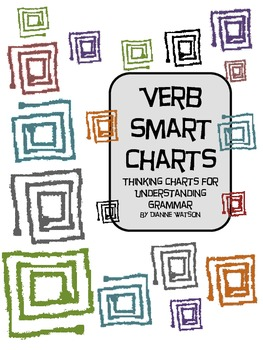 Verb Smart Charts by Dianne Watson
