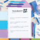 Verb Stations: Main Verbs and Helping Verbs Digital and Print