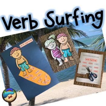 Summer School Activities: Review Verbs