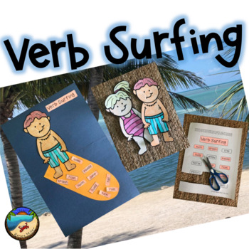 End of the Year Activities: Action Verbs Review