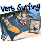 Summer School Distance Learning: Action Verbs Project and