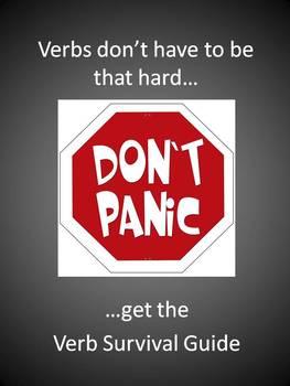 Verb Survival Guide
