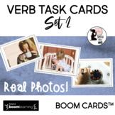 Verb BOOM Cards™ : Task Cards Set 2