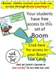 Verb Task Cards (action, helping, linking) print and digital version