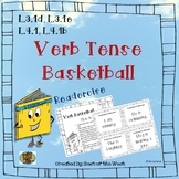 Verb Tense Basketball