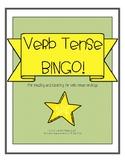 Verb Tense Bingo!