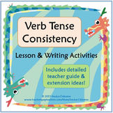 Verb Tense Consistency Lesson and Practice