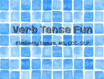 Verb Tense Fun