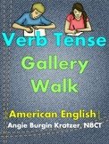 Verb Tense Gallery Walk {FREE}