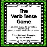 Verb Tense Game