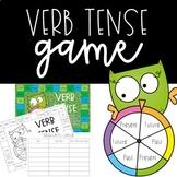 #ausbts18 Verb Tense Game