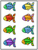 Verb Tense - Going Fishing For Verbs Grades 1 - 3