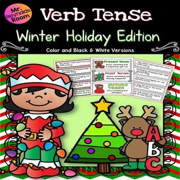Verb Tense: Holiday Edition