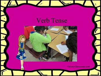 Verb Tense Powerpoint Game