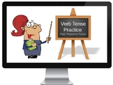 Verb Tense Practice: Past, Present or Future (EFL / ESL English)
