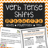 Verb Tense Shifts
