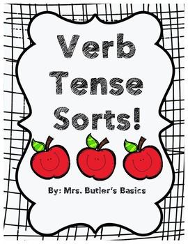 Verb Tense Sorts