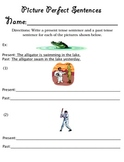 Verb Tenses Activity Pack