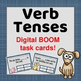 Verb Tenses BOOM Cards