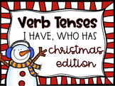 Verb Tenses I have, Who has Christmas Edition