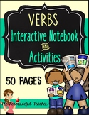 Verb Tenses Interactive Notebook and Activities