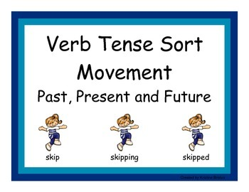 Verb Tenses Movement: Past, Present and Future