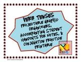 Verb Tenses: Organizers for Teachers / Students, Practice Handout