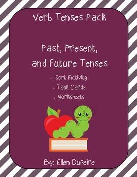 Verb Tenses Pack