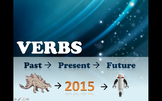 Verb Tenses (Past, Present, and Future) PowerPoint Presentation