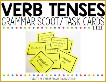Verb Tenses Scoot